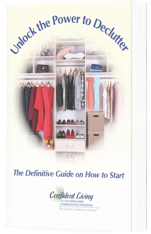Decluttering Guide book cover